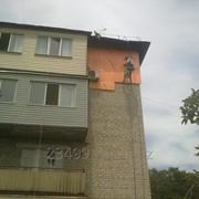 Утепление балкона фото