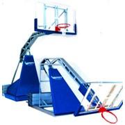 Ферма баскетбольная мобильная складная. фото