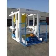 Установки для производства железобетонных колец KMV-1000/M, KMV-1200/M, KMV-1800/M фото