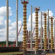Опалубка высоких колонн балочно-ригельная PSK-CLASSIC фото