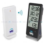 Цифровой термометр с радиодатчиком MG 01202 фото
