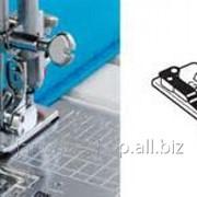 Лапка бытовая для потайной подгибки горизтальный челнок фото