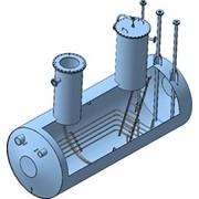 Емкость подземная ЕПП 8-2000 - Т-К