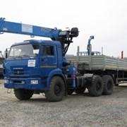 Аренда манипулятора 7/20 тонн. Екатеринбург и обла