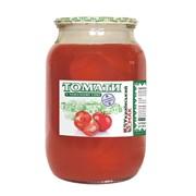 Томаты в томатном соку фото