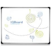 """Интерактивная доска 80"""" IQBOARD ET-P AP080, электромагнитная, 170х129 см, 4:3, USB фото"""