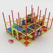 Детские игровые комплексы, игровые лабиринты, развлекательные игровые площадки фото