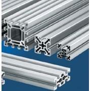 Профиль алюминиевый промышленный фото