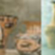Вазы керамические фото