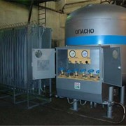 Холодные криогенные газификаторы типа ГХК фото