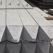Сваи забивные железобетонные цельные, квадратного сплошного сечения 400х400 мм. марка С 80.40 – 11 фото