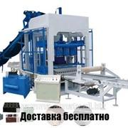 Оборудование для производства шлакоблоков QTJ6-15 фото