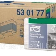 W4 - Tork нетканый материал повышенной прочности в салфетках - 60 л/уп, 1 слой