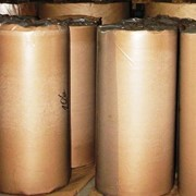 Бумага упаковочная, продажа оптом от производителя, поставка фото