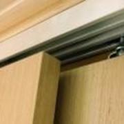 Двери двустворчатые передвижные Porta Omega фото