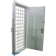 Двери стальные решетчатые Unit фото