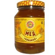 Мёд ЛАКОМКА 350 гр. комбинированный 30%