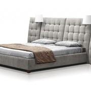 Кровать Диана Базовый размер: 235 x 310 h 130 см. фото