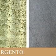 Каменный шпон на просвет (Translucent) Argento фото