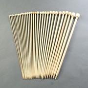 Спицы бамбуковые фото