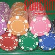 Покерные фишки DICE NEW (без номинала) фото