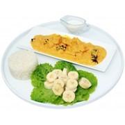 Доставка горячих блюд - Чикен тикка масала 250/100/20 гр. фото
