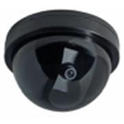 Купольная видеокамера черно-белого изображения KPC - 510 D фото