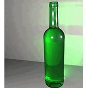 Бутылки стеклянные винные 750 мл фото