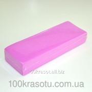 Полоски для депиляции - 100 шт/уп - розовые.Итальянская линия. 001.04_розовые фото