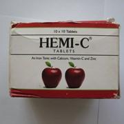 Hemi-C таблетки 100 штук фото