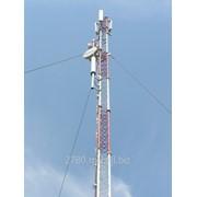 Базовые станции мобильной связи `под ключ`(Строительство базовых станций мобильной связи) фото