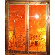 Окна противопожарные глухие фото