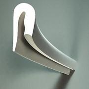 Гарпун L-образный серый (13мм) фото