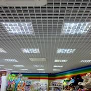 Специализированные светильники грильято фото