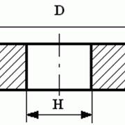 Круги из кубического нитрида бора профильные на керамической связке формы 1D1 фото