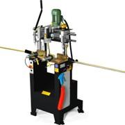 Механический копировально-фрезерный станок для фрезерования отверстий под фурнитуру в пластиковом ПВХ профиле Kaban DF-4060 фото