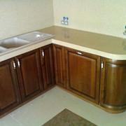 Изготовление кухонной мебели под заказ фото