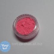 Краситель пищевой Цветочная пыльца Лососево-розовый, код 33 фото