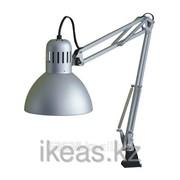 Лампа рабочая, серебристый ТЕРЦИАЛ фото