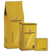 Швейцарский кофе Blasercafe - Gold Line фото