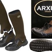 Ботинки охотничьи со съемными голенищами Arxus Stalker фото