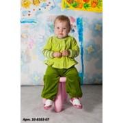 Детский трикотаж фото
