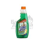 Моющее средство для стекла Mr.muscle запаска зеленая 500 мл 34200 фото