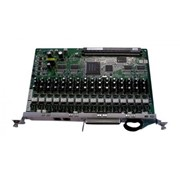 Плата 16 аналоговых внутренних линий Panasonic (KX-TDA6174XJ) фото