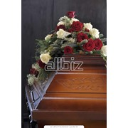 Гробы ритуальные оптом фото