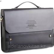 Мужская сумка, кожа, МС019 фото