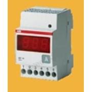 Амперметры ABB AMT-D1 AC (цифровой, переменный ток, Италия) фото