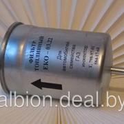 Фильтр топливный ГАЗ-3110,3302i,2217 тонкой очистки (дв.ЗМЗ-406) (штуцер) ЭКОФИЛ 31029-1117010 EKO-03.22 фото