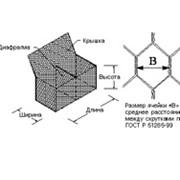 Габионы сетки двойного кручения типа из проволоки стальной фото