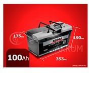 Батарея Berga Power-block 100Ah обратная полярность фото